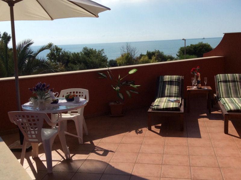 terrazza - Villa le Mimose